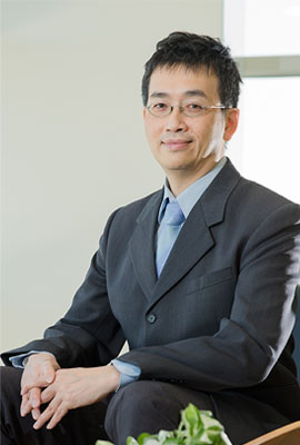 "Vice president of R&D services-Yaw-Jen ""Kevin"" Liu , Ph.D."
