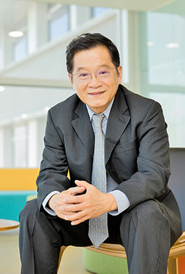 "Vice President of Clinical Pharmacology-Be-Sheng ""Ben"" Kuo, Ph.D."